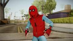 Spiderman Homecoming Skin v3 para GTA San Andreas