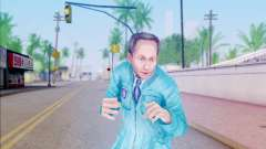 Beldowski científico de S. T. A. L. K. E. R para GTA San Andreas