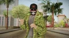 GTA Online - Skin Random para GTA San Andreas
