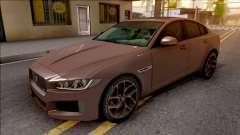 Jaguar XE-S 2015 para GTA San Andreas