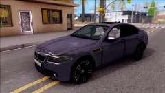 BMW M5 HQ Lowest Poly para GTA San Andreas