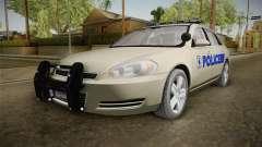 Chevrolet Impala Police para GTA San Andreas