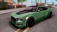 GTA V Bravado Buffalo Edition v1 para GTA San Andreas