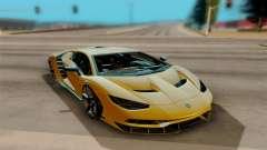 Lamborghini Centenario para GTA San Andreas