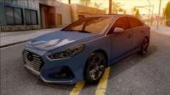 Hyundai Sonata 2018 para GTA San Andreas