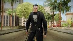 Marvel Heroes - Punisher Overcoat para GTA San Andreas