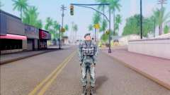 El coronel Cooper de S. T. A. L. K. E. R para GTA San Andreas