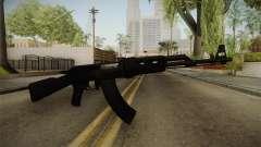 Black AK-47 para GTA San Andreas
