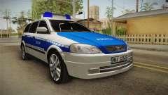 Opel Astra G Politia Romana para GTA San Andreas