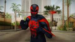 Marvel Future Fight - Spider-Man 2099 v2 para GTA San Andreas