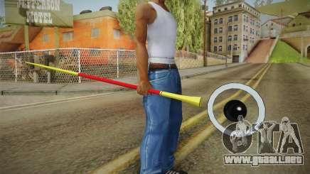Vados Angel Of The Universe 6 Weapon para GTA San Andreas