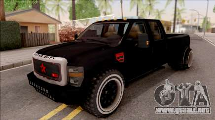 Ford F-350 Super Duty Low Style para GTA San Andreas