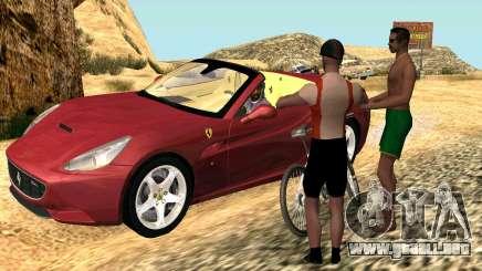 Situación de la vida 8.0 para GTA San Andreas
