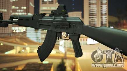 Black Edition Weapon Pack para GTA San Andreas
