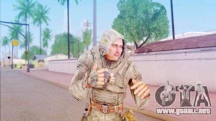 Arnie de S. T. A. L. K. E. R para GTA San Andreas