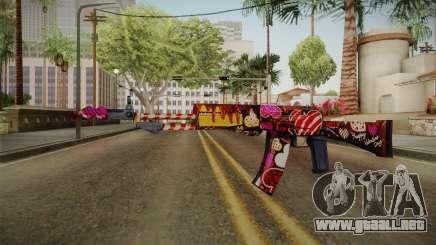 SFPH Playpark - Chocolate AN94 para GTA San Andreas