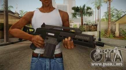 TF2 Special Carbine para GTA San Andreas