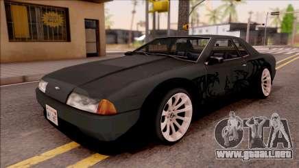 Elegy Tokyo Drift Edition para GTA San Andreas