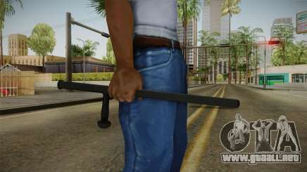 Police Baton para GTA San Andreas