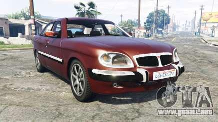 GAZ 3111 Volga [reemplazar] para GTA 5