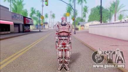 Mervin de S. T. A. L. K. E. R para GTA San Andreas