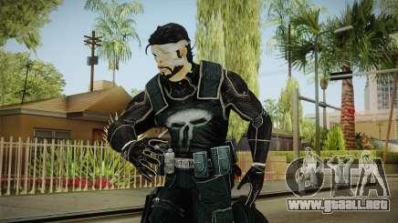 Punisher Omega Skin para GTA San Andreas