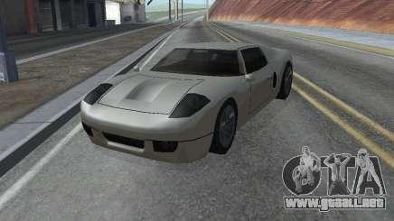 MFR Bullet Legendary Racer para GTA San Andreas