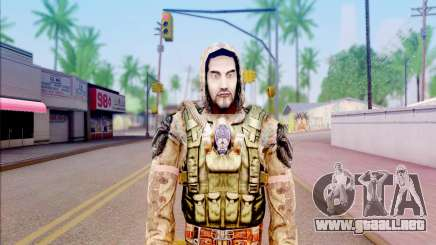 Un demonio de S. T. A. L. K. E. R para GTA San Andreas