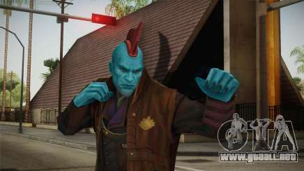 Marvel Future Fight - Yondu para GTA San Andreas