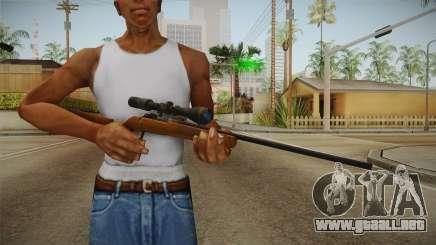 Mafia 3 - Manitou Model 67 para GTA San Andreas