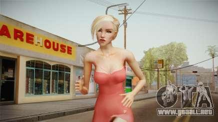 Vicky Skin para GTA San Andreas