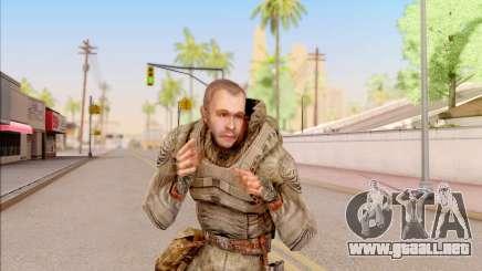 Mol de S. T. A. L. K. E. R. para GTA San Andreas