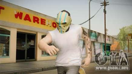 DLC Smuggler Male Skin para GTA San Andreas