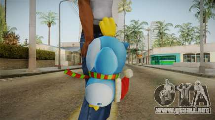 SFPH Playpark - Christmas Penguin Toy para GTA San Andreas