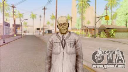 Zombie científico de S. T. A. L. K. E. R. para GTA San Andreas