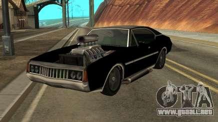 Clover Dragster Tuning MFR para GTA San Andreas
