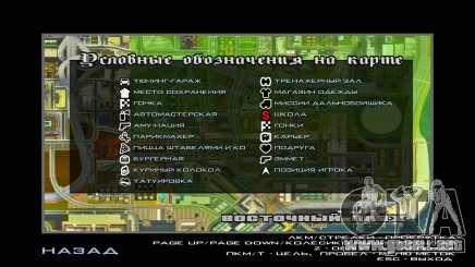 GTA V Radar Icons para GTA San Andreas