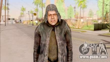 Hog / S. T. A. L. K. E. R. para GTA San Andreas