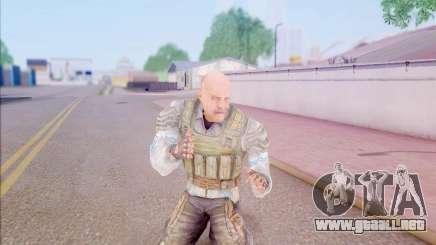 Lebedev de S. T. A. L. K. E. R para GTA San Andreas