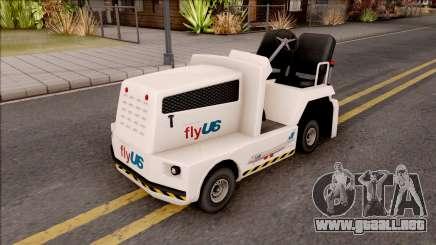 GTA IV Airtug IVF para GTA San Andreas