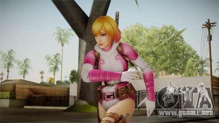 Marvel Future Fight - Gwenpool para GTA San Andreas