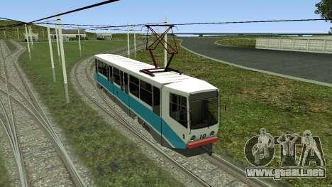 KTM 8M para GTA San Andreas