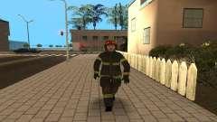 El agente del Ministerio V. 1 para GTA San Andreas