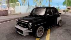 Fiat Abarth 1000TC Rally para GTA San Andreas