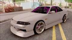 Nissan Skyline R33 Drift Monster Energy para GTA San Andreas