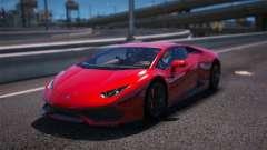Lamborghini Huracan LP610-4 para GTA 5