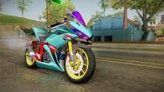 Yamaha R25 Contest para GTA San Andreas