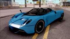 Pagani Huayra Roadster para GTA San Andreas