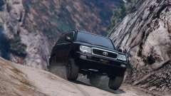 Toyota Land Cruiser 100 para GTA 5