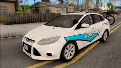 Ford Focus 2013 Flint County Constable Office para GTA San Andreas
